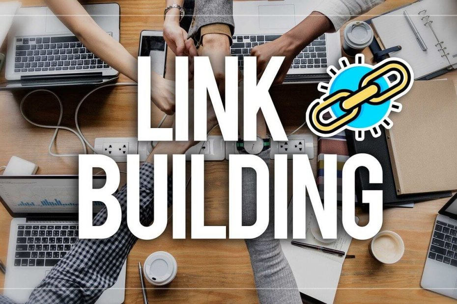Build your links